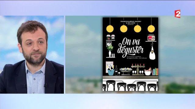 """François-Régis Gaudry : """"la gastronomie c'est de la culture comestible"""""""