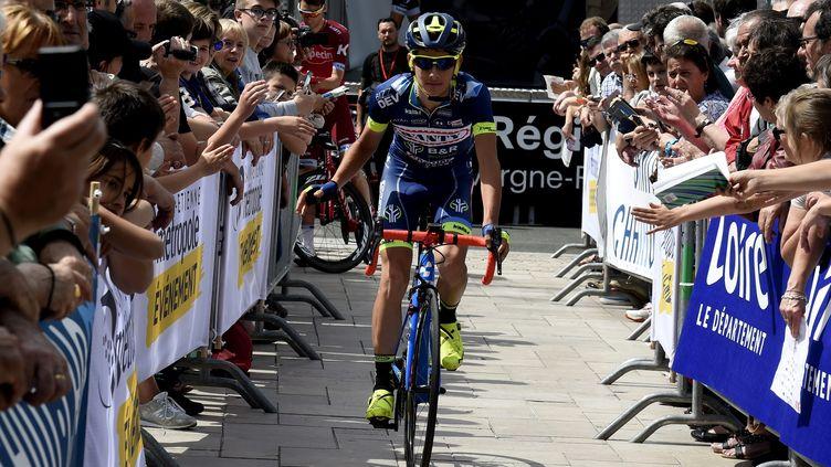 Le coureur français Guillaume Martin (PHILIPPE VACHER / MAXPPP)