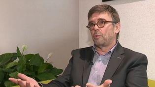 Damien Carème, maire EELV de Grande-Synthe (Nord) (CAPTURE ECRAN FRANCE 2)