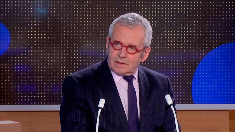 Francis Palombi (FRANCEINFO)