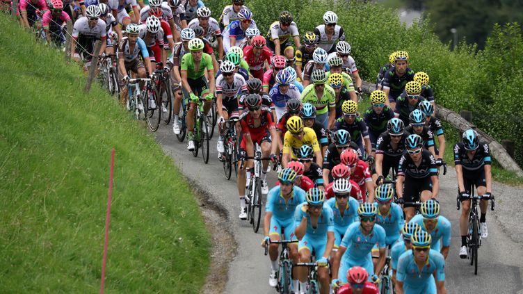 Le peloton du Tour de France sera réduit l'année prochaine