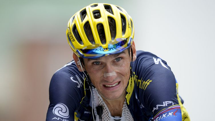 Roman Kreuziger avait décroché la 5e place du général sur le Tour de France 2013 (DIRK WAEM / BELGA MAG)