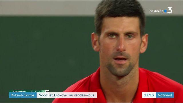 Roland Garros : le point à la mi-journée du 10 juin