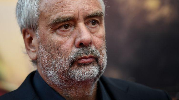 Le réalisateur français Luc Besson en septembre 2018.  (Patrick Seeger / MaxPPP)