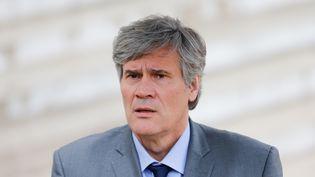 Stéphane Le Foll, le 24 mars 2016, à Paris. (YANN BOHAC / AFP)