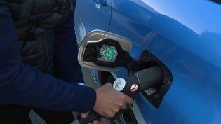 Plusieurs taxis roulent déjà à l'aide de l'hydrogène depuis plusieurs années (CAPTURE ECRAN FRANCE 2)