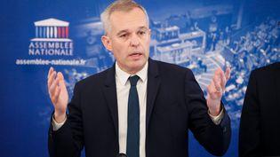 François de Rugy, président de l'Assemblée nationale, ici le 5 juillet 2018. (THOMAS PADILLA / MAXPPP)