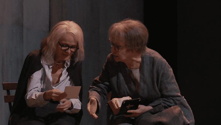 Anne Kessler et Danièle Lebrun  (France 3 / Culturebox )