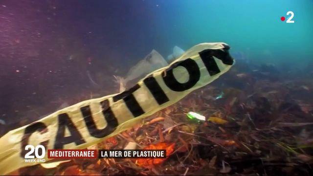 Méditerranée : la mer des plastiques