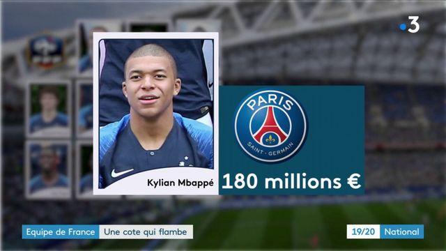 Équipe de France : une cote qui flambe