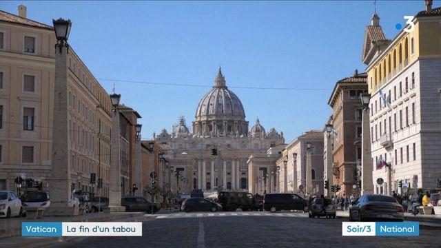 Abus sexuels : au Vatican, la fin d'un tabou