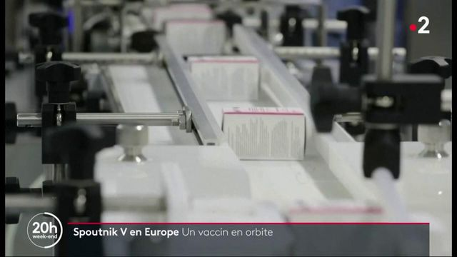 Covid-19 : le vaccin russe Spoutnik V convoité par l'Union européenne