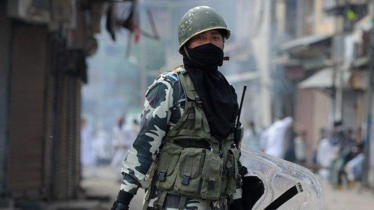 Le Cachemire connaît un regain de tensions depuis la mort du chef séparatiste Burhan Wani en juillet 2016.