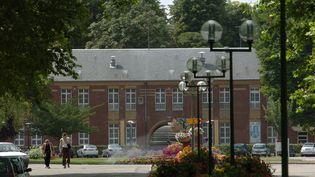 Centre hospitalierdu Rouvray à Sotteville-lès-Rouen, le 4 août 2005. (CHRISTIAN CARIAT / MAXPPP)