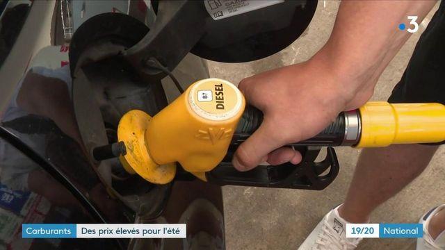 Consommation : les prix des carburants à la hausse