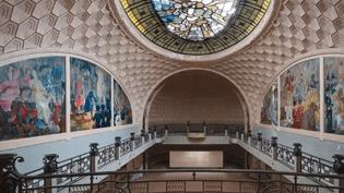 Patrimoine : la salle Sthrau de Maubeuge, un trésor de l'art déco (France 3)