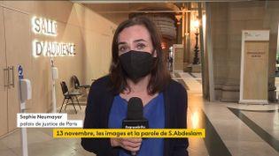 Procès du 13-Novembre : nouvelle provocation de Salah Abdeslam (FRANCEINFO)