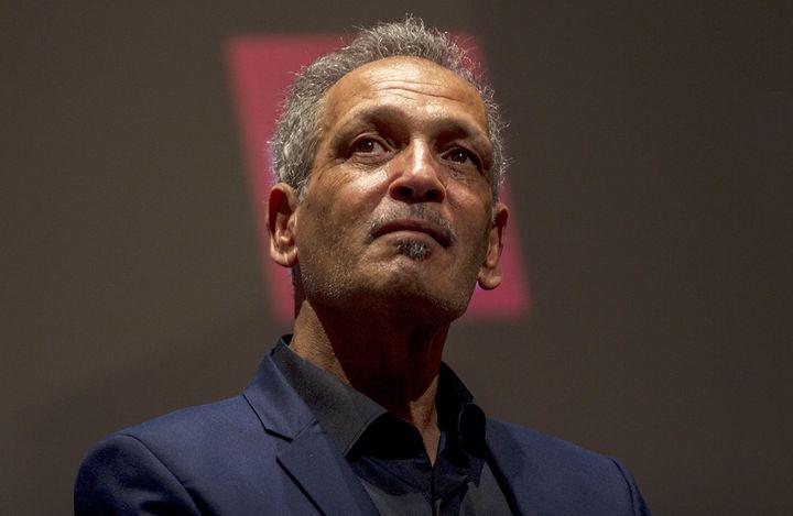 Mohamed Dhrif (Riadh) à Cannes le 13 mai 2018  (Jean-François Lixon)