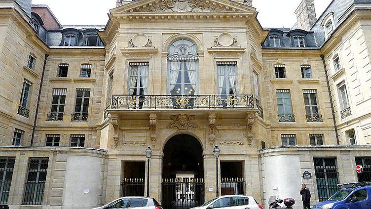 Le siège du ministère de la Culture, rue de Valois (Ie arrondissement de Paris), où Christian N. était en poste. (WIKIMEDIA COMMONS)