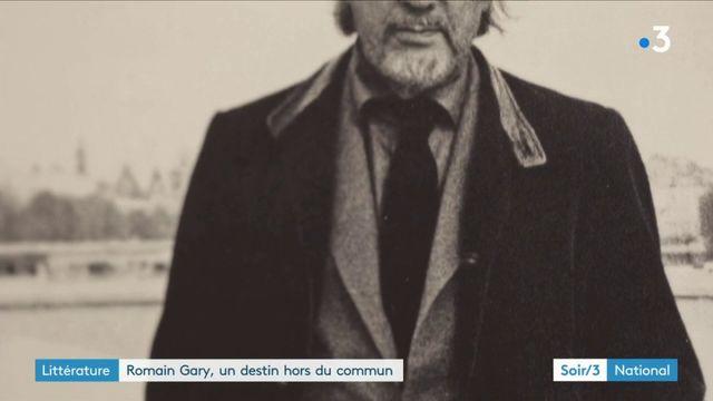 Littérature : Romain Gary, un double destin