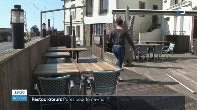 Covid-19 : les restaurateurs préparent la réouverture, mais peinent à recruter des saisonniers