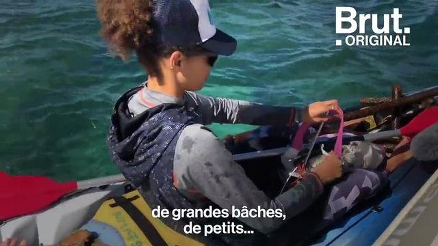 """La première édition du """"Grand Défi"""" a été lancée. La compétition a réuni une centaine de candidats prêts à nettoyer les fonds marins marseillais."""