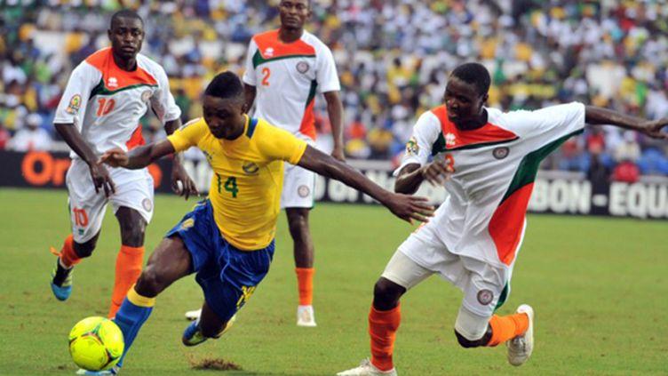 Clement Levy Madinda (ISSOUF SANOGO / AFP)