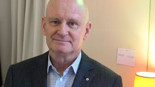 Christophe Girard, l'adjoint à la culture de la maire de Paris (PHOTOPQR / LE PARISIEN / MAXPPP)