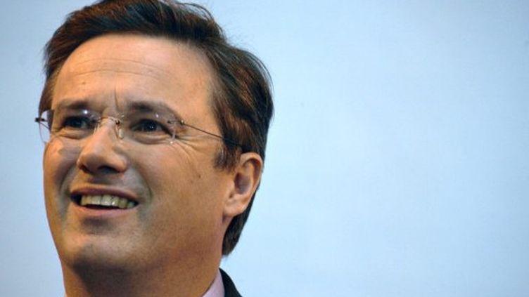 Nicolas Dupont-Aignan (AFP)