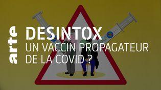 Désintox. Non, le vaccin n'a pas transmis la Covid-19 aux personnes âgées (ARTE/2P2L)