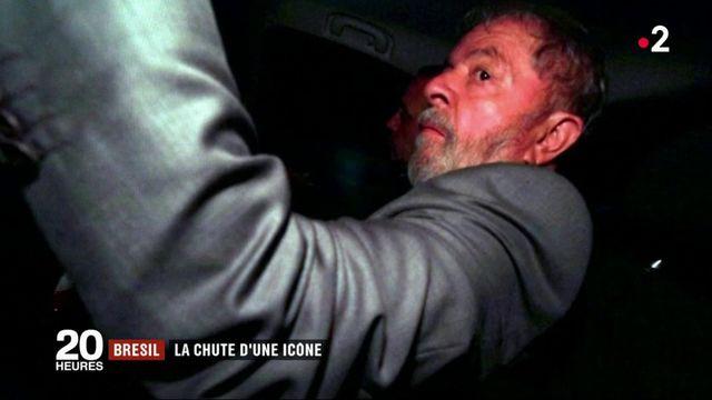 Brésil : 12 ans de prison pour Lula, peine confirmée par la Cour suprême