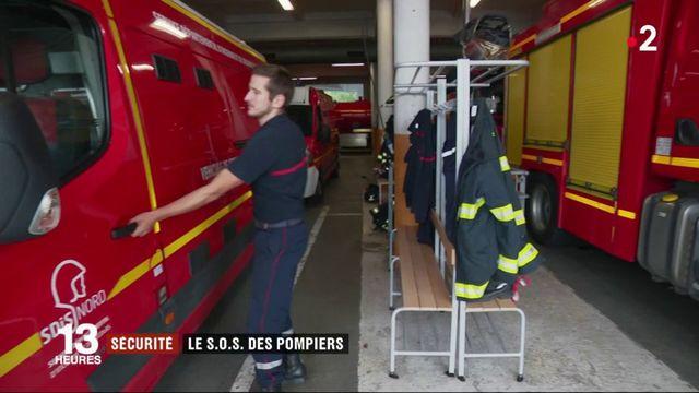 Sécurité : le S.O.S des pompiers