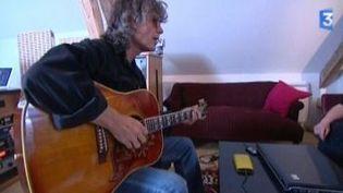Paul Personne prépare son nouvel album dans le Perche  (Culturebox)
