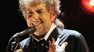 Bob Dylan en janvier 2012 à Los Angeles.  (Chris Pizzello/AP/SIPA)