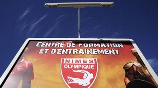 Nimes, le 19 novembre 2014. - Centre de formation et d'entrainement du club Nîmes Olympique.Nimes, le 19 novembre 2014 (LODI FRANCK/SIPA)