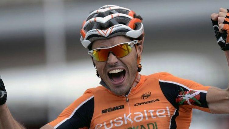 Samuel Sanchez remporte la 7e étape du Dauphiné Libéré