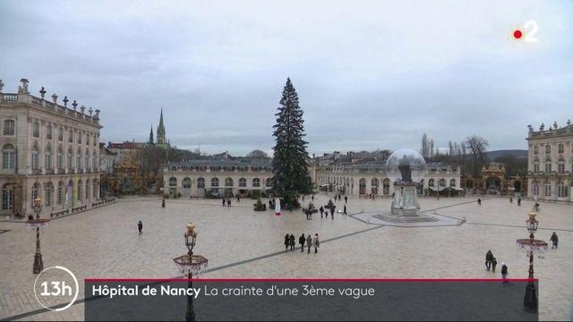 Coronavirus : la ville de Nancy craint une troisième vague