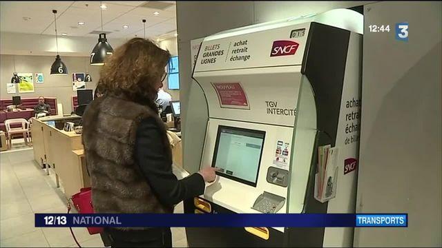 SNCF : du changement pour les bornes