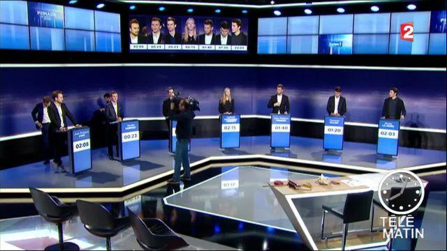 primaire debat