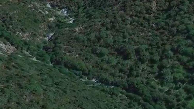 corse randonneurs canyon (FRANCE 2)