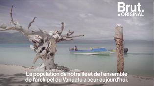 VIDEO. Changement climatique : le Vanuatu en première ligne (BRUT)