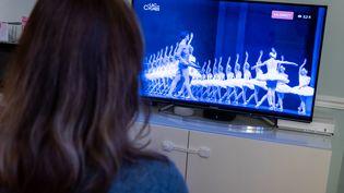 L'Opéra national de Paris en partenariat avec France Télévisions et son offre france.tv/culturebox a rendu accessible gratuitement en ligne ses plus belles productions d'opéra, de ballet. (RICCARDO MILANI / HANS LUCAS)
