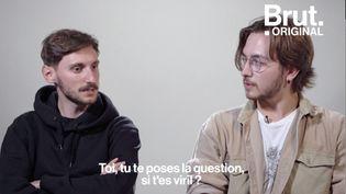 """VIDEO. """"Je me suis beaucoup posé la question de savoir si j'étais viril"""" (BRUT)"""