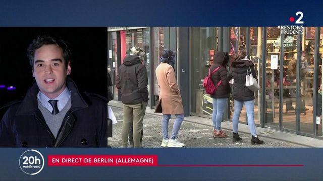 Allemagne : un nouveau confinement mis en place