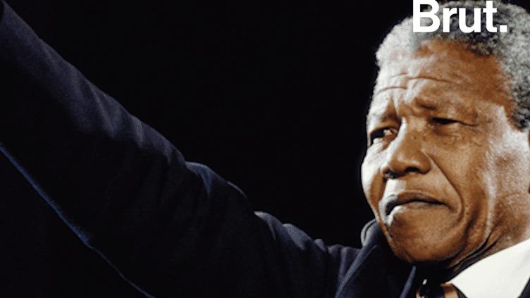 C'est une figure emblématique africaine et mondiale. Ce mercredi, Nelson Mandela aurait eu 100 ans. Retour sur sa vie. (BRUT)