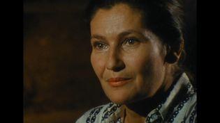 """Photo de Simone Veil extraite du documentaire """"Simone Veil, albums de famille"""" (JEAN ET PIERRE-FRANCOIS VEIL)"""