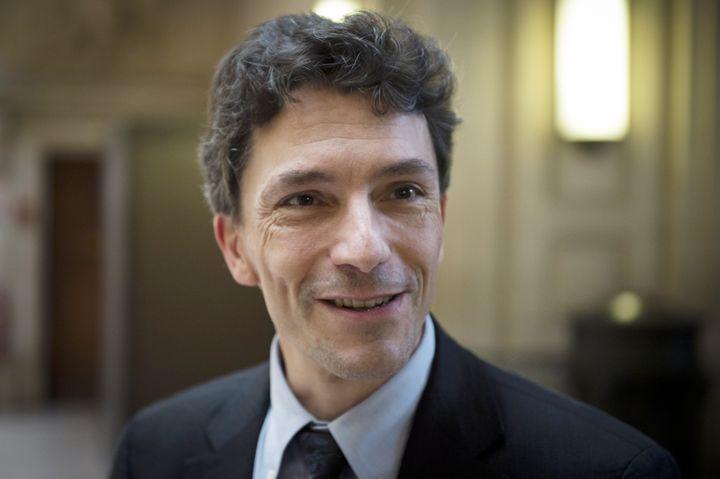 Marc Trévidic, le 2 juillet 2015 à Paris. (MARTIN BUREAU / AFP)