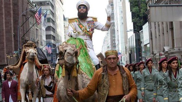 "Sacha Baron Cohen est ""The Dictator"" de Larry Charles  (Paramount Pictures France)"