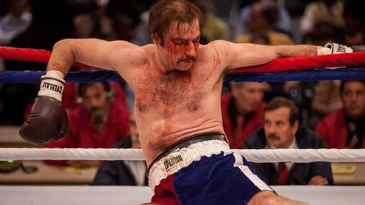 """L'acteur Liev Schreiber interprète le boxeur Chuck Wepner dans """"Outsider"""" de Philippe Falardeau.  (Metropolitan FilmExport)"""