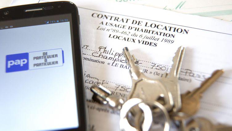 Comment résilier son contrat de location. (MAXPPP)